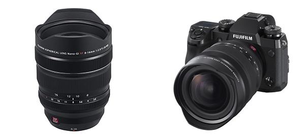 FUJIFILM 8mm-16mm。前代未聞の30万円レンズで勝負にでた